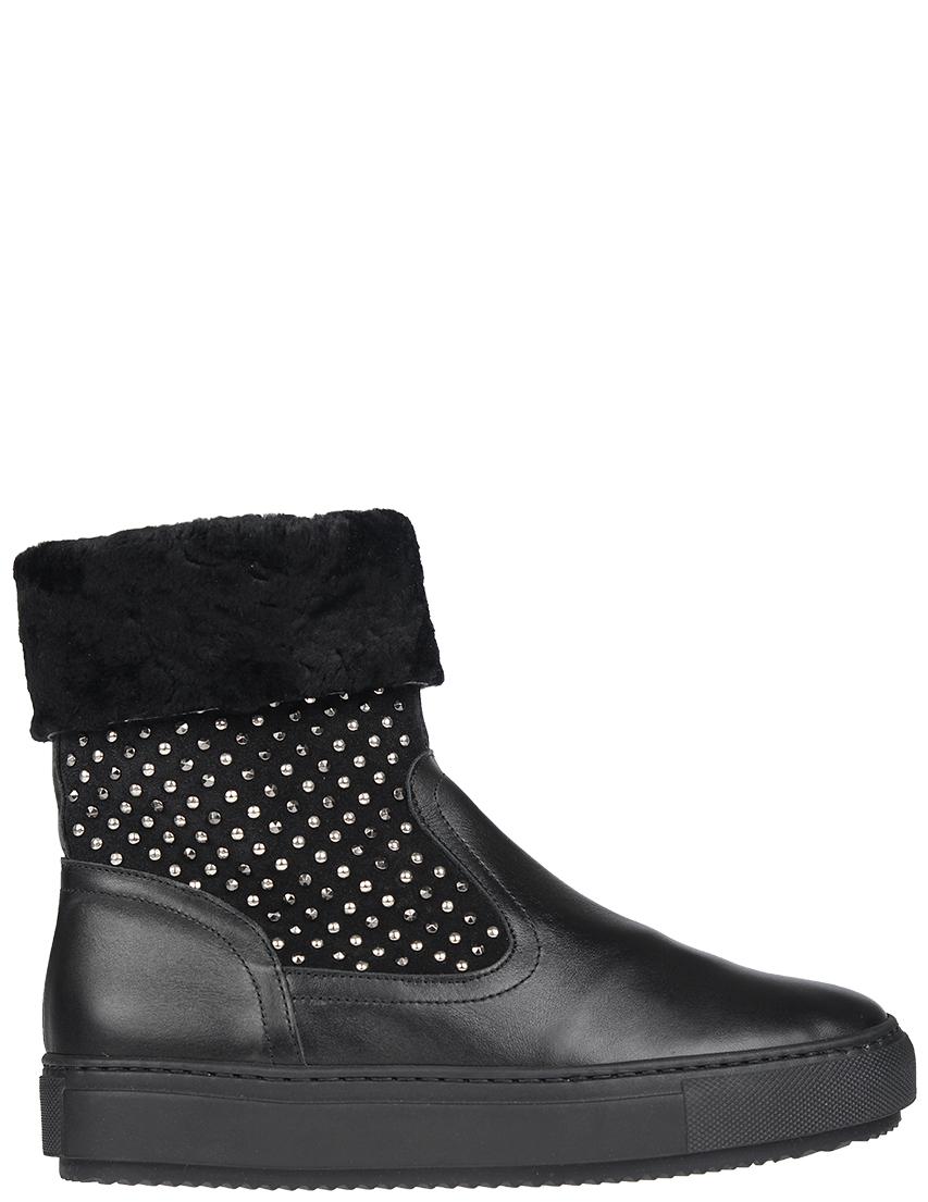 Женские ботинки Repo 26305_black