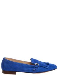 Женские лоферы DOUCAL'S S8002_blue