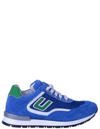 Детские кроссовки для мальчиков 4US CESARE PACIOTTI 37147crosta2206_blue