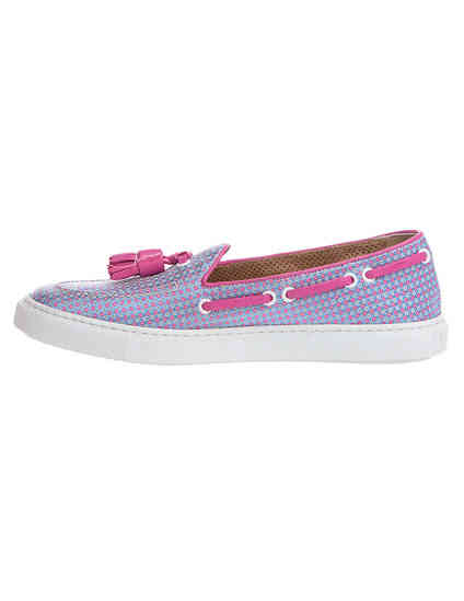 фиолетовые женские Слипоны Fratelli Rossetti S75001BLUE_blue 4225 грн