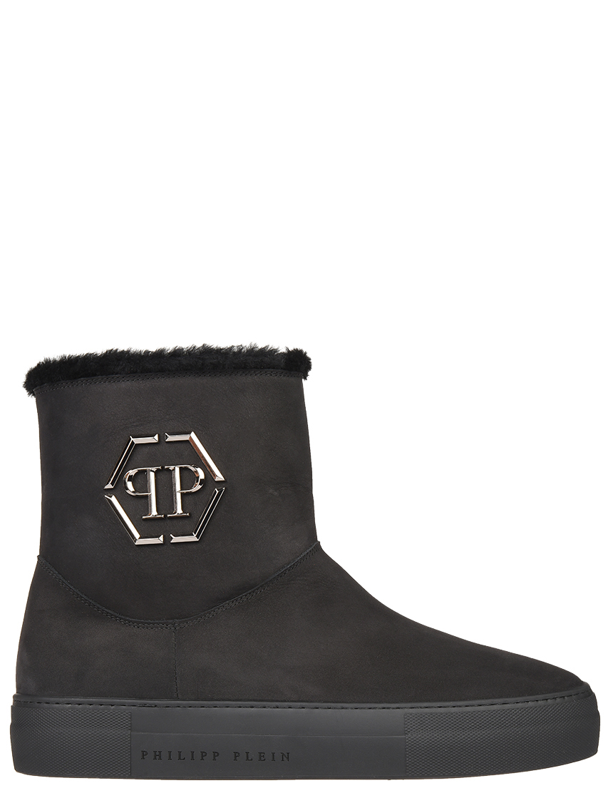 Modoza / Мужские ботинки Philipp Plein 0067_black