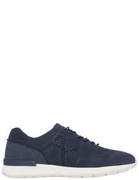 Мужские кроссовки Armani Jeans 7421_blue