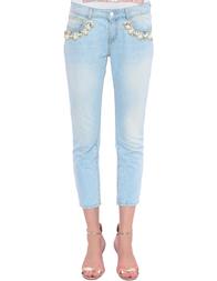Женские джинсы UP JEANS UWPA0808--denim