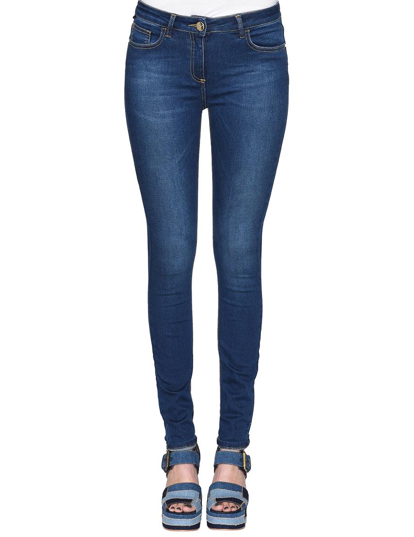 Женские джинсы ELISABETTA FRANCHI 038-81E2-blue