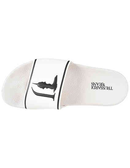 белые Шлепанцы Trussardi Jeans 79A003779Y099999-W001 размер - 36; 37; 38; 39; 41