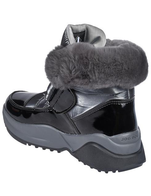 серебряные женские Ботинки Jog Dog 1608 6524 грн