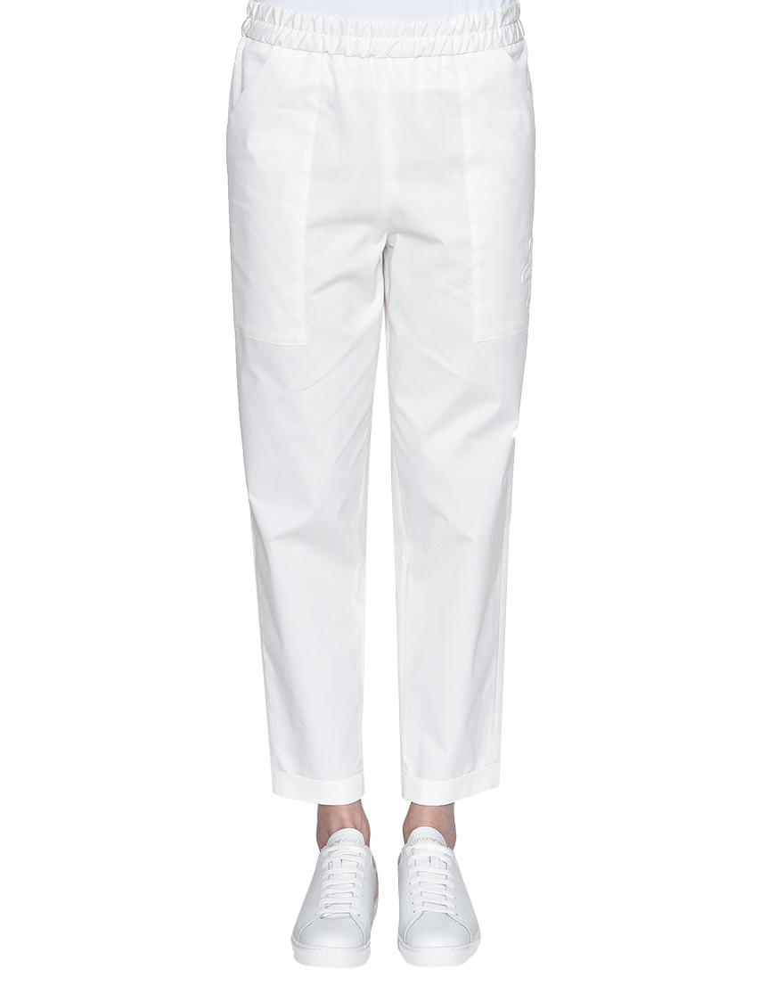 Женские брюки BALLANTYNE MLT091-10156-white
