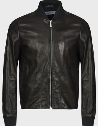 BIKKEMBERGS кожаная куртка