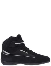 Мужские кроссовки Santoni S20633_black