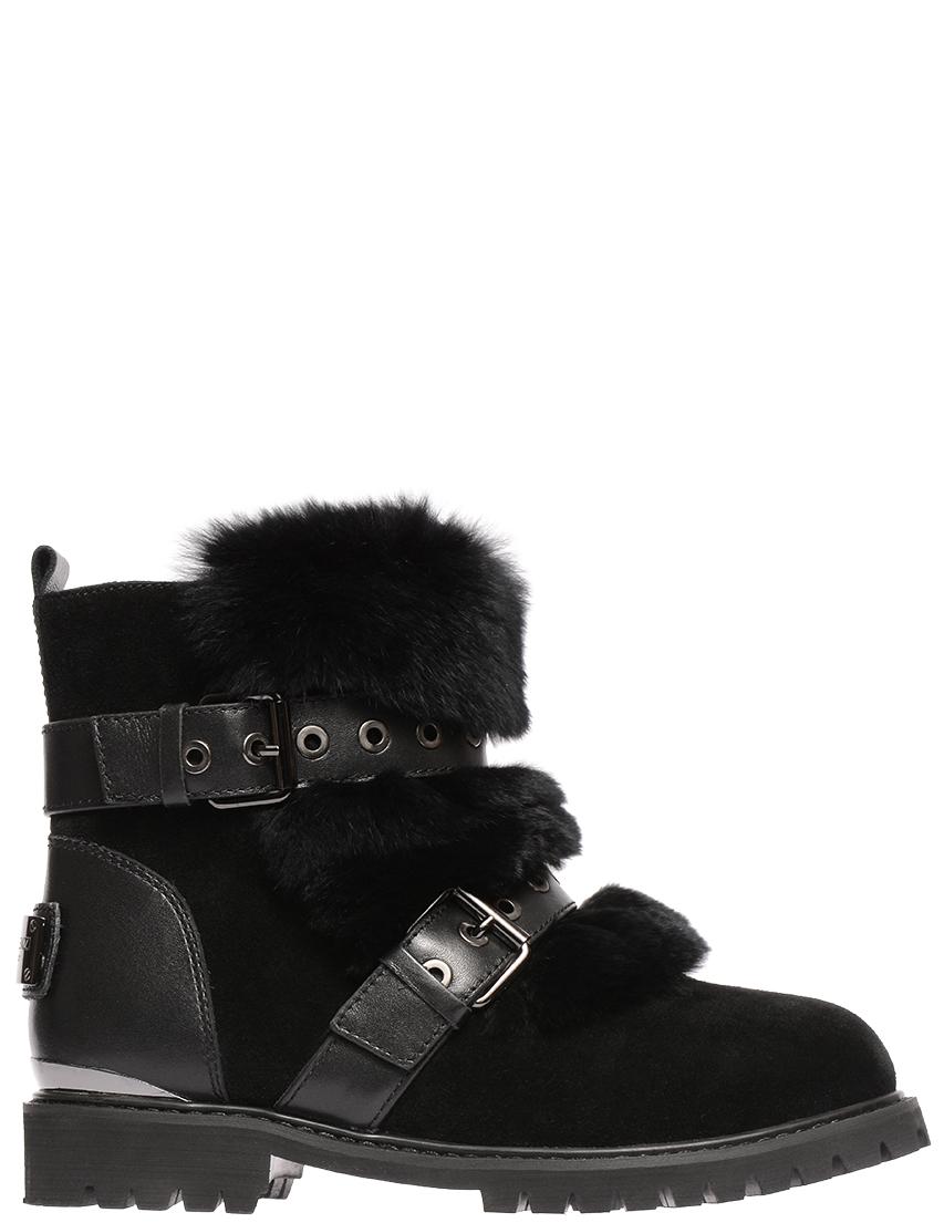 Женские ботинки Gianni Renzi 1091_black