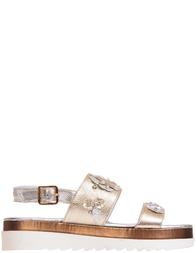 Женские сандалии Marzetti 72391-gold-silver