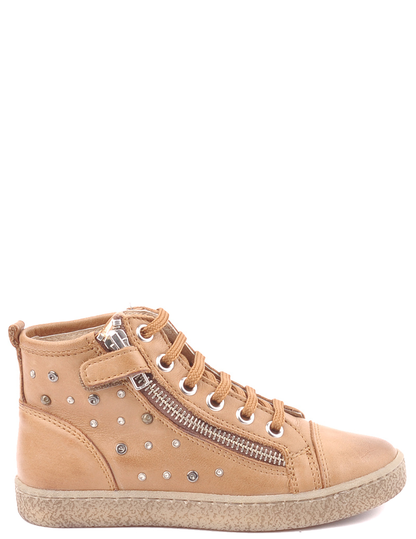Детские кроссовки для девочек NATURINO 2254brown