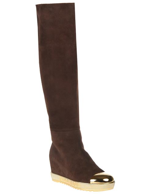коричневые Ботфорты Loriblu 8472_brown