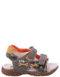 Детские сандалии для мальчиков NATURINO 436-khaki