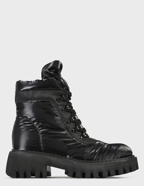 женские черные Ботинки Loriblu 2I4TL11500 - фото-7