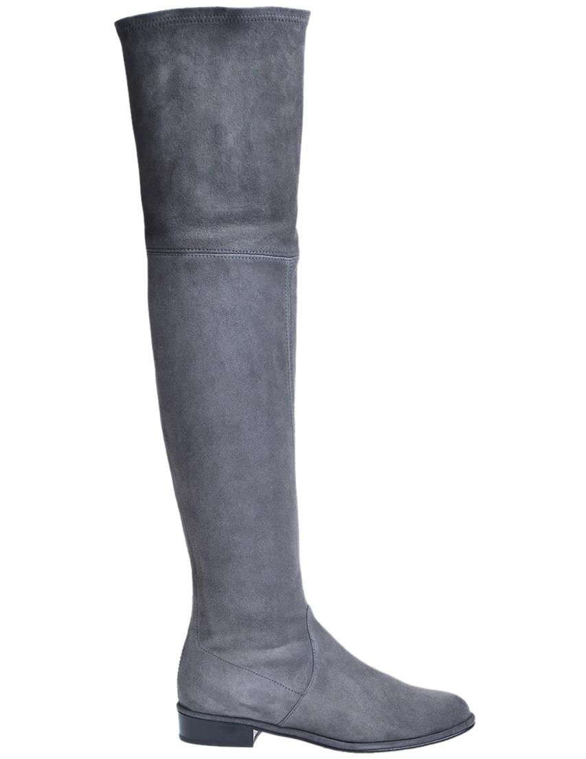 Ботфорты STUART WEITZMAN 318_grey