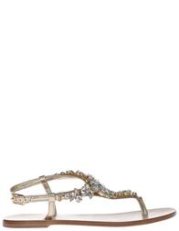 Женские сандалии Capri SPO37_gold