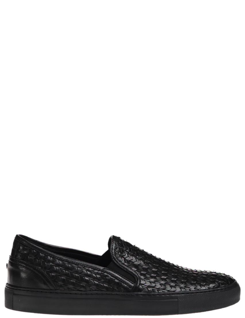 Мужские слипоны CESARE PACIOTTI AGR-49820_black