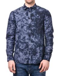 Мужская рубашка ARMANI JEANS AGR-6X6C51-2519