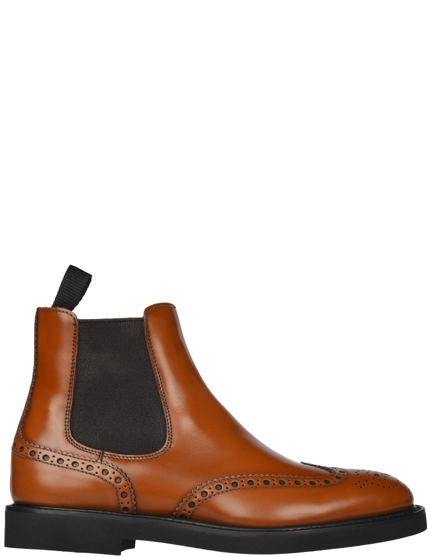 Женские ботинки Roberto Serpentini RS611MAR_brown