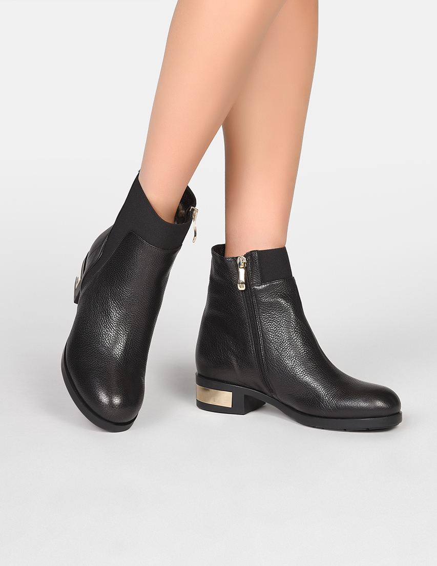 Женские ботинки Giovanni Fabiani 5277_black