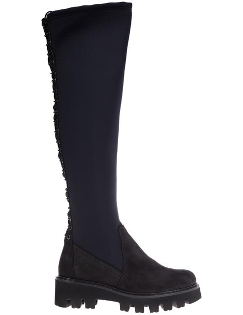 черные Ботфорты Napoleoni 4322_black размер - 40