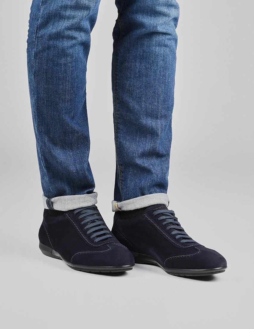Мужские кроссовки Moreschi 42663-blue