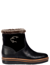Женские ботинки NORMA J.BAKER AGR-8034_black