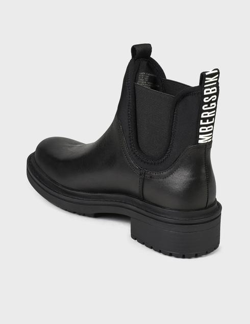 женские черные Ботинки Bikkembergs B4BKW0013-SANIDA - фото-2