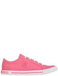 Женские кеды Armani Jeans 925225-JEANS-roza