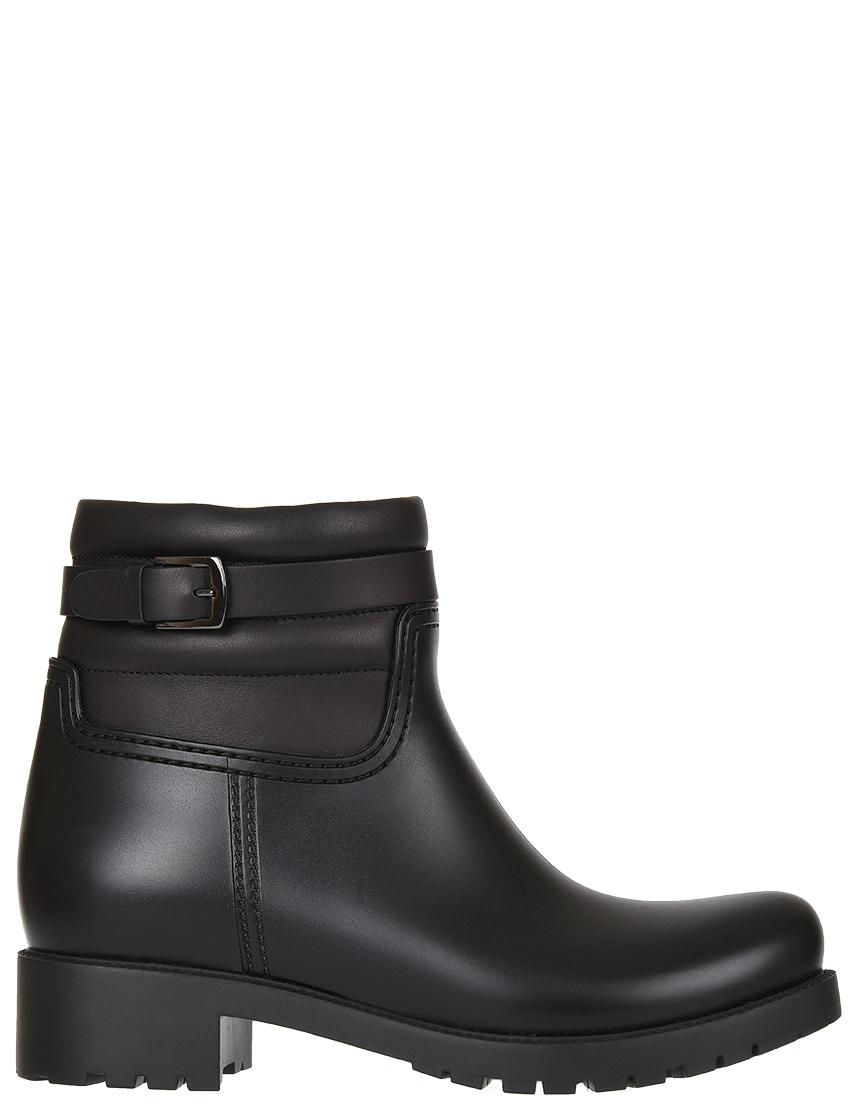Женские ботинки Menghi 1803-GOM_black