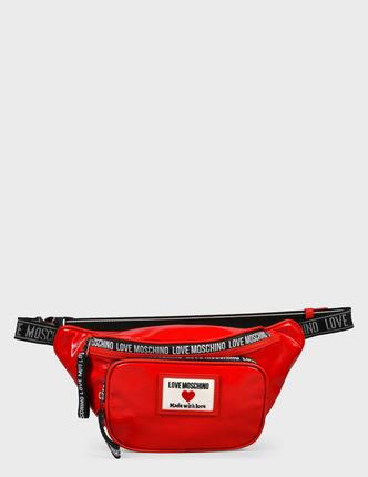 LOVE MOSCHINO сумка на пояс