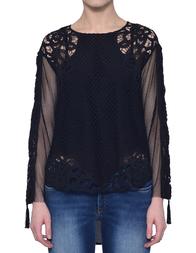 Женская блуза TWIN-SET TS72AA00006_black