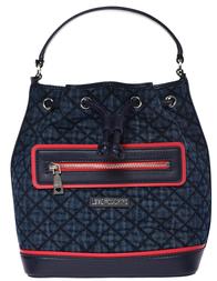 Женская сумка Love Moschino 422070A_blue