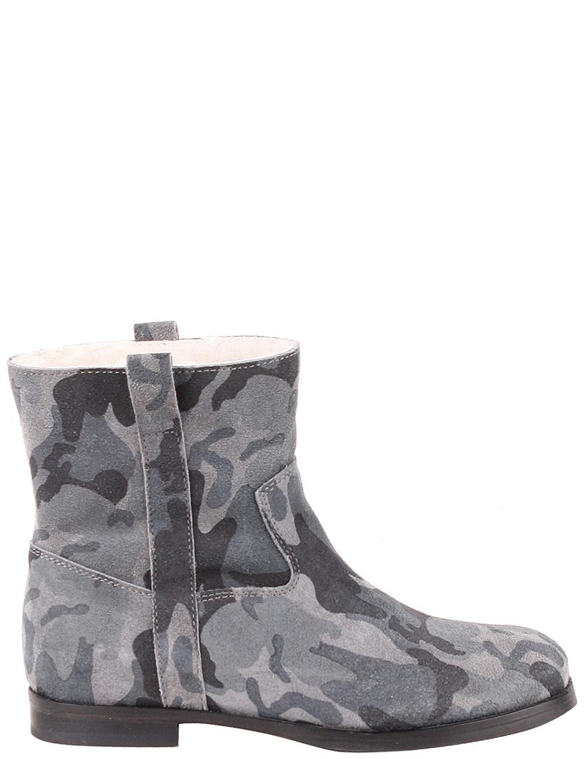 Детские сапоги для девочек GALLUCCI 5155-grey