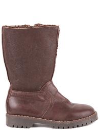 Детские сапоги для девочек GALLUCCI 5959-brown