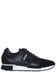 Мужские кроссовки Love Moschino 75061_black