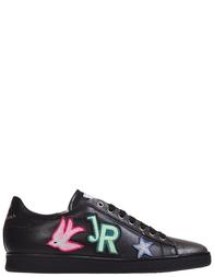 Мужские кроссовки John Richmond 2632_black