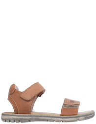 Детские сандалии для мальчиков Walk Safari F52244cuoio_brown