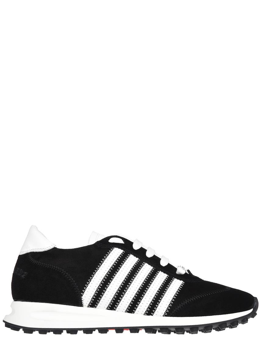 Мужские кроссовки Dsquared2 SSNM0119-BLACK
