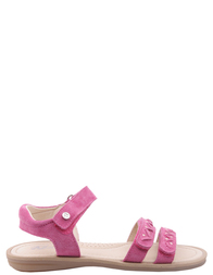 Детские босоножки для девочек NATURINO 2363-rose