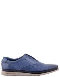 Мужские оксфорды LUCA GUERRINI 7756-blue