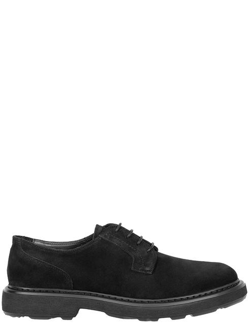 мужские черные замшевые Дерби Emporio Armani AGR-X4C523XF053-00002 - фото-5