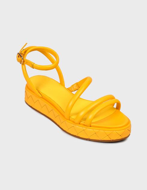 желтые Босоножки What For SS21WF143