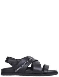 Мужские сандалии Giampiero Nicola 3079_black