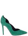 Женские туфли BALLIN 406-green