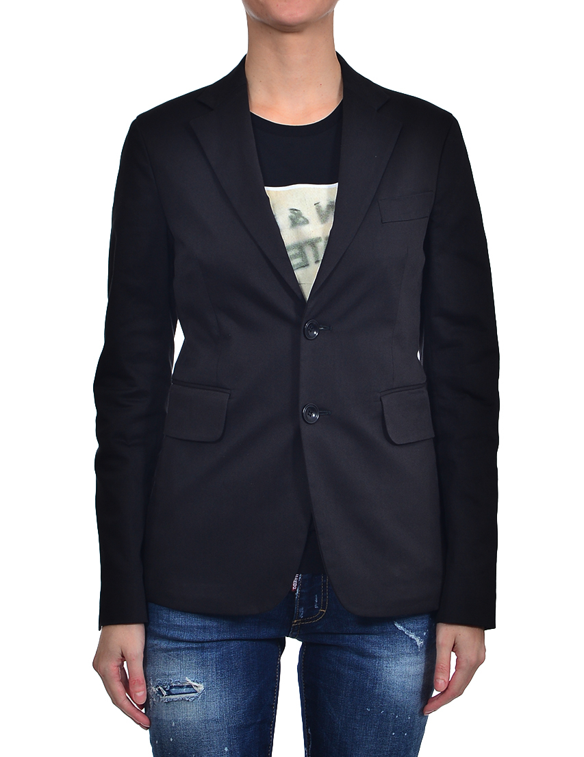 Женский пиджак DSQUARED2 0395_black