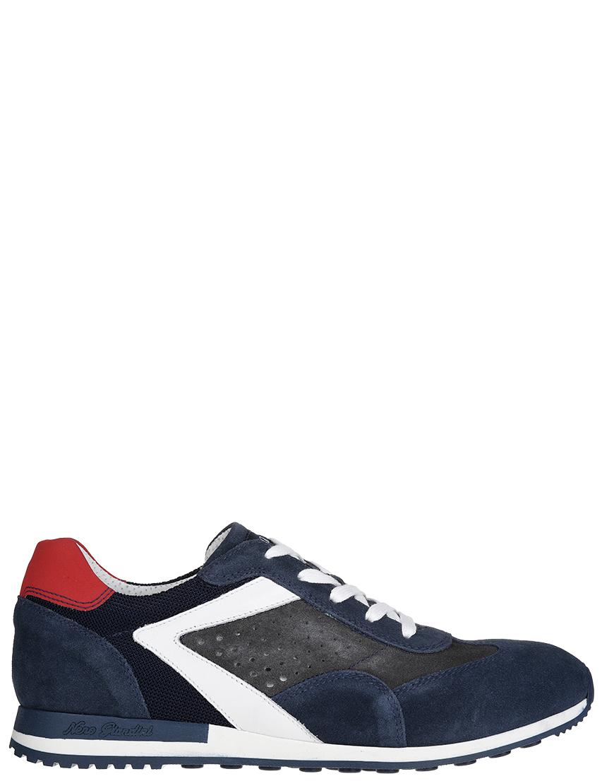 Мужские кроссовки Nero Giardini 800241_blue