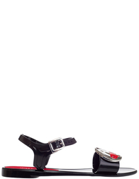 Женские сандалии Armani Jeans 925221_black