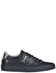 Мужские кеды Love Moschino 75041-black